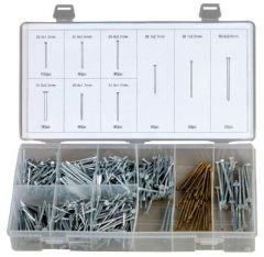 DURATOOL D02258  Nail Set, 550Pc